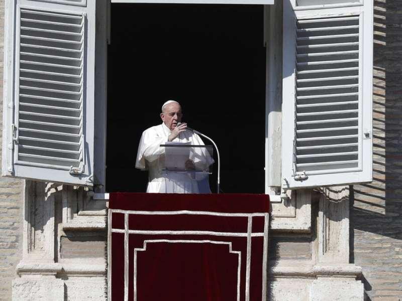 Ángelus del Papa Francisco segundo domingo de Cuaresma