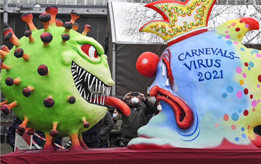 Así se celebró el Carnaval en tiempos de pandemia