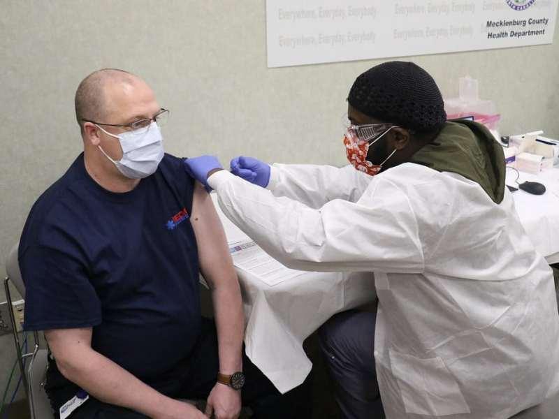 Vacuna COVID-19: ¿Dónde hay citas en Columbia, Carolina del Sur?