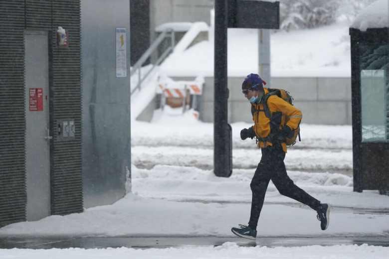 Biden aprueba nueva declaración de emergencia por tormenta invernal