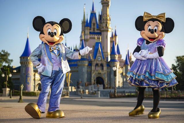 Walt Disney World planea un gran festejo por sus 50 años ¿qué se espera?
