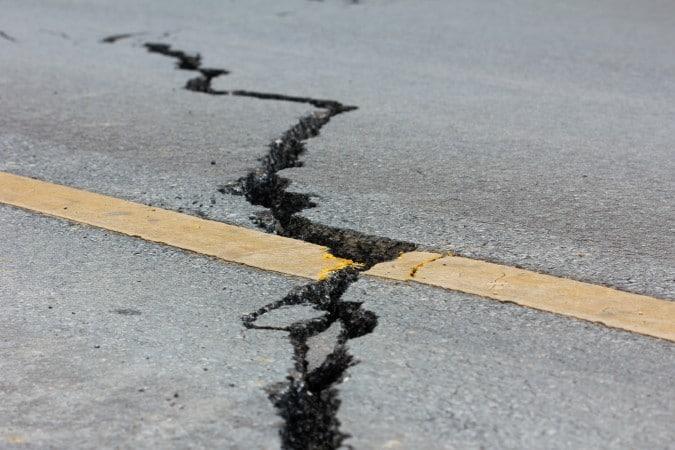 Dos pequeños terremotos reportados en Carolina del Norte