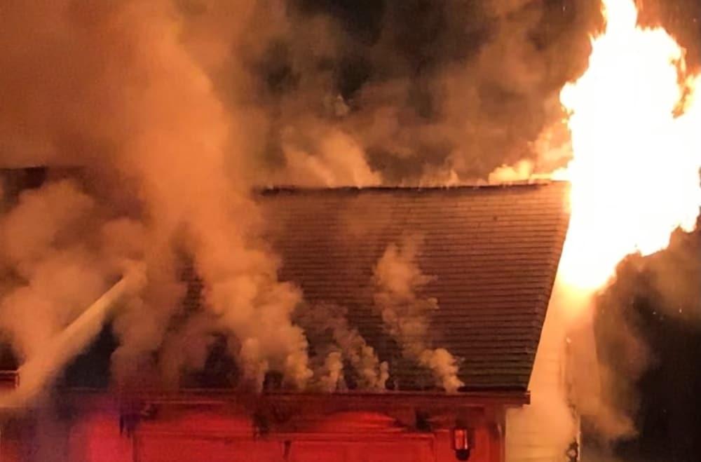 Incendio Este de Charlotte