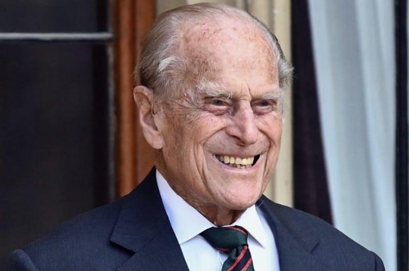 Revelan la razón de la hospitalización del Príncipe Felipe de Inglaterra