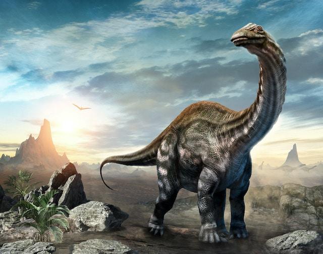 Viaja a tiempos prehistóricos en evento de dinosaurios