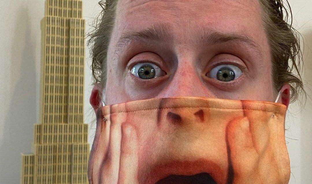 Macaulay Culkin así luce american horror story