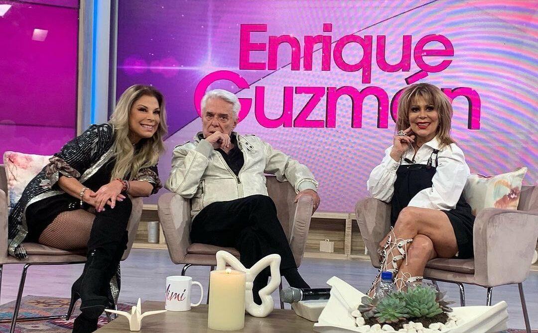Alejandra Guzmán Enrique coronavirus