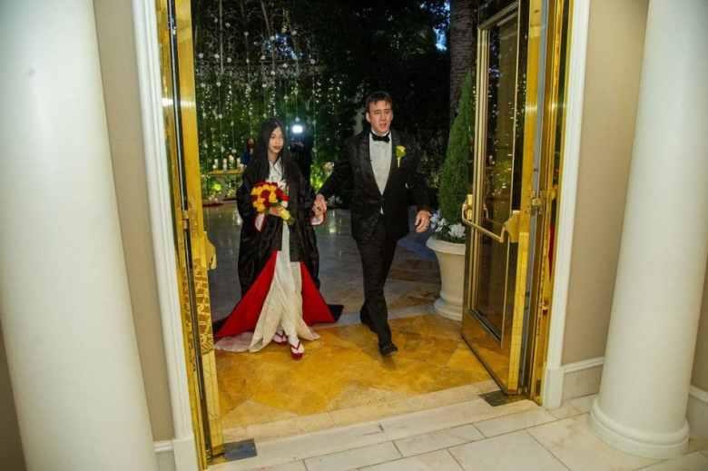 Nicolas Cage y Riko Shibata quinto matrimonio
