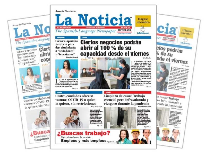 La Noticia Charlotte Edición 1197