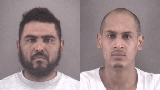 Dos latinos acusados por el asesinato de una mujer en Winston-Salem