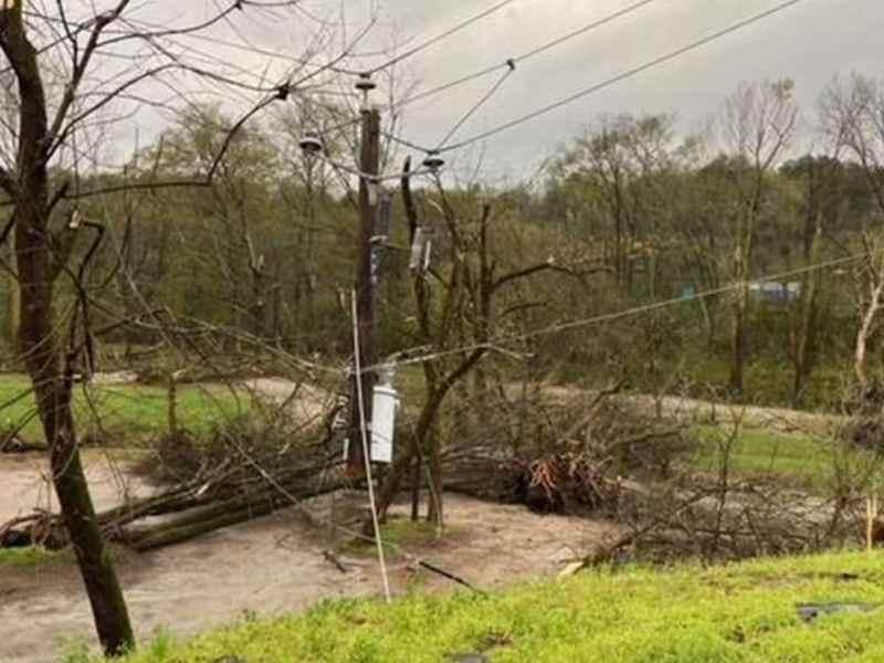 helena tornado alabama daños