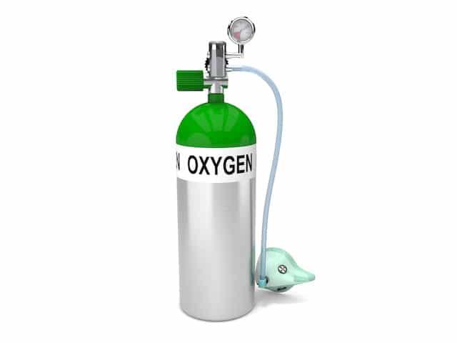 COVID-19: ¿Cuándo debes usar oxígeno medicinal?