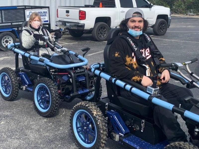 Personas discapacidad Wilmington