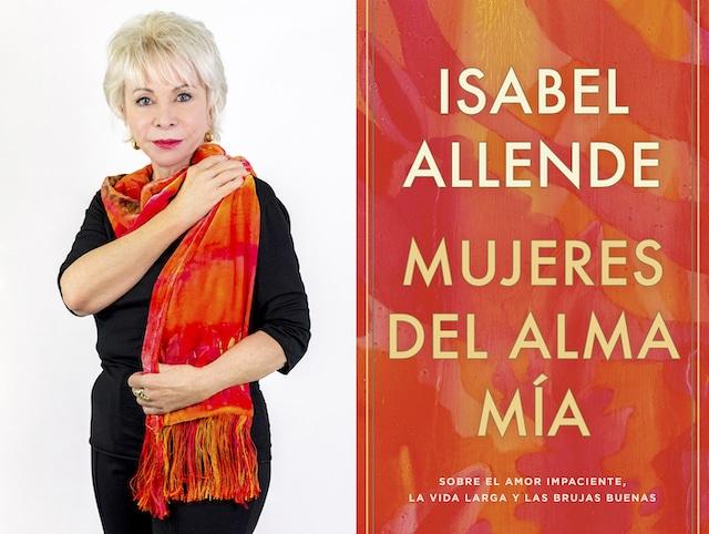 Isabel Allende, estrena serie y libro que celebran a la mujer