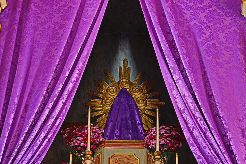 Semana Santa Cuándo se desvelan cruces e imágenes 1