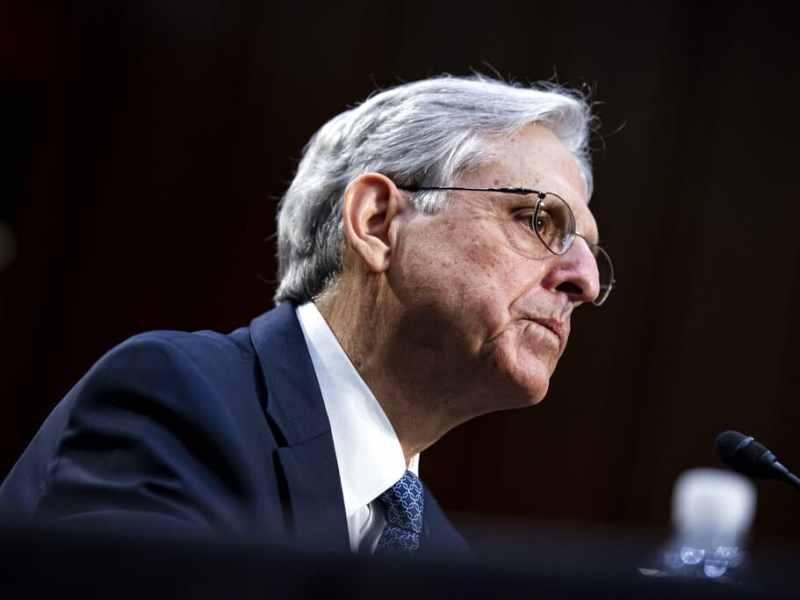 Senado confirma a Merrick Garland como secretario de Justicia
