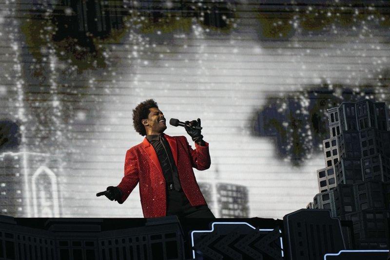 The-Weeknd-Grammy