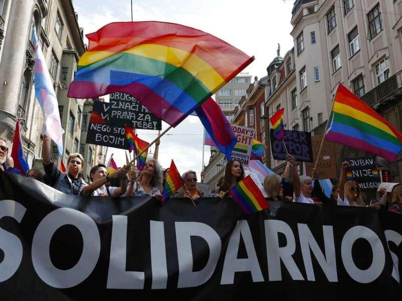 Unión Europea ahora es zona de libertad para población LGBT