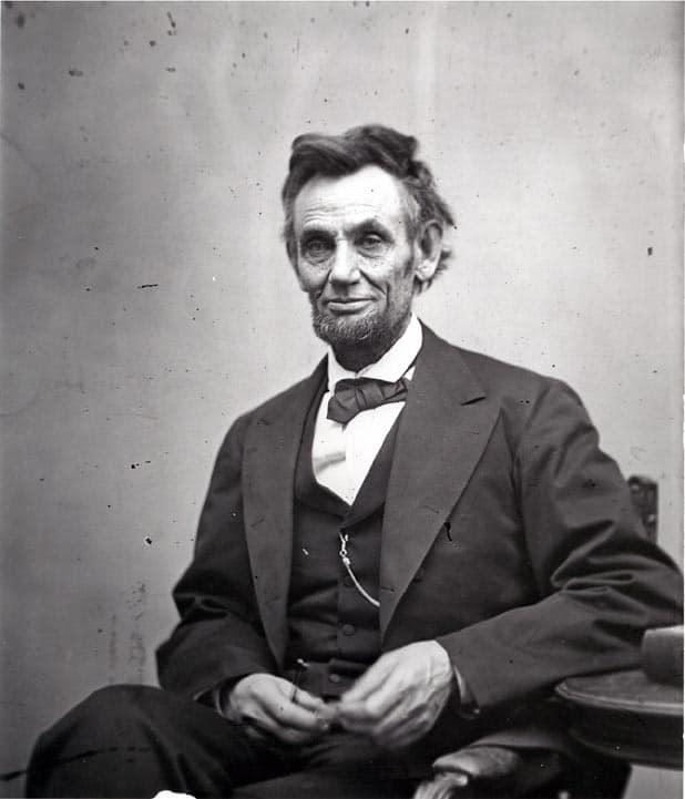 ¿Cuándo fue asesinado Abraham Lincoln?