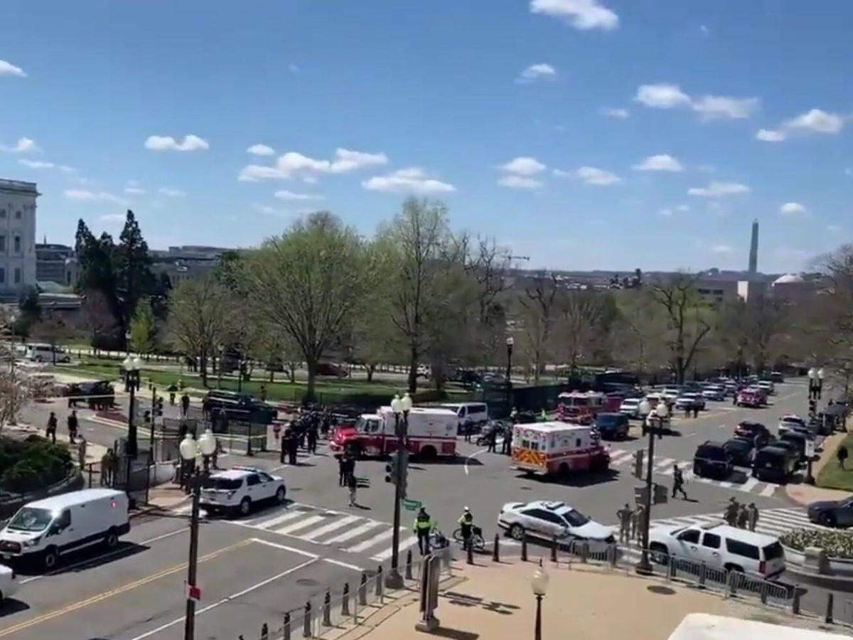 capitolio ataque policías qué pasó