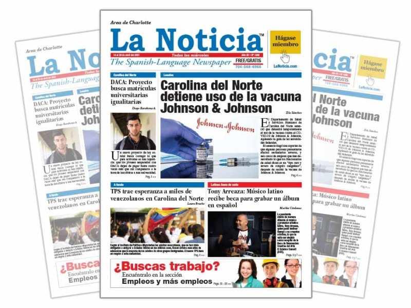 La Noticia Charlotte Edición 1200