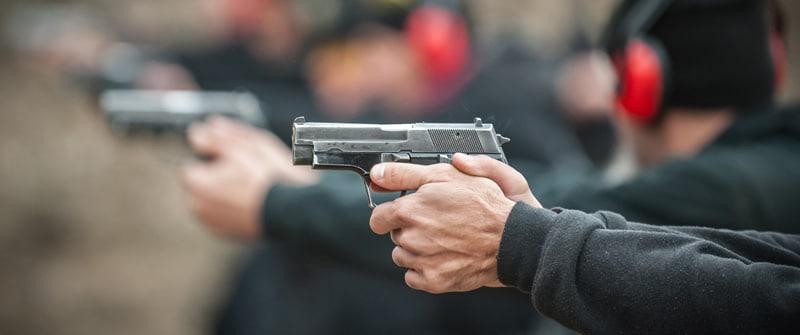 Eliminan permiso de pistolas en proyecto de ley de Carolina del Norte