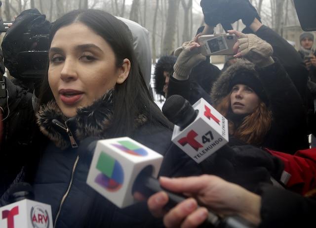 Emma Coronel: piden abogados que tenga mejores condiciones en la cárcel