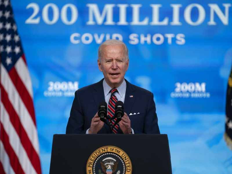 EN VIVO Primer discurso de Biden ante el Congreso