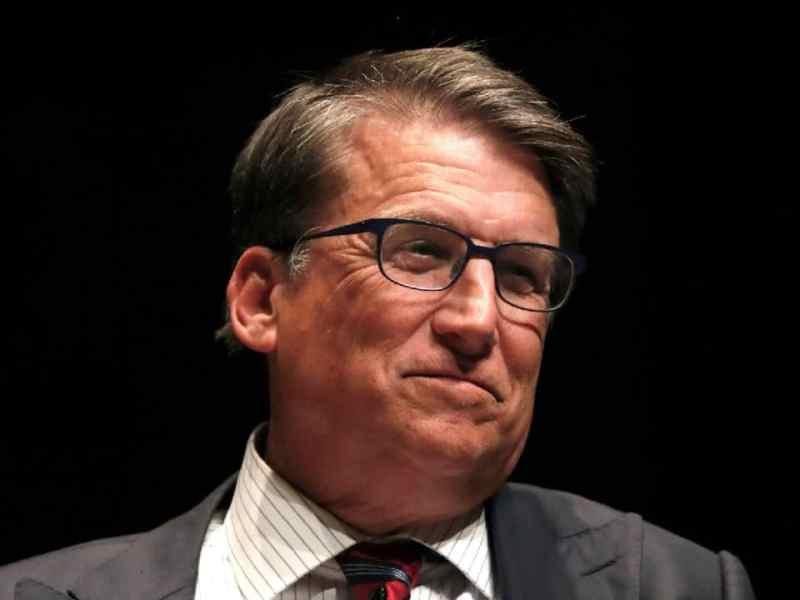 Ex-gobernador de Carolina del Norte Pat McCrory anuncia candidatura al Senado