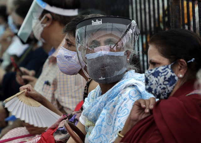 India bate otro récord en contagios de COVID-19