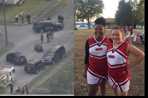 Dos niñas de 14 años mueren después de chocar con un tractor
