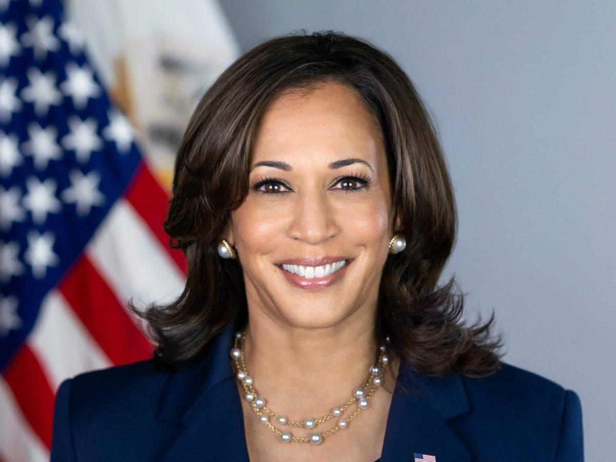 La vicepresidenta Kamala Harris estará en Carolina del Norte el lunes 19 de abril.