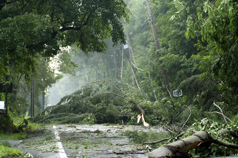 Muere joven mexicano en tormentas de Luisiana