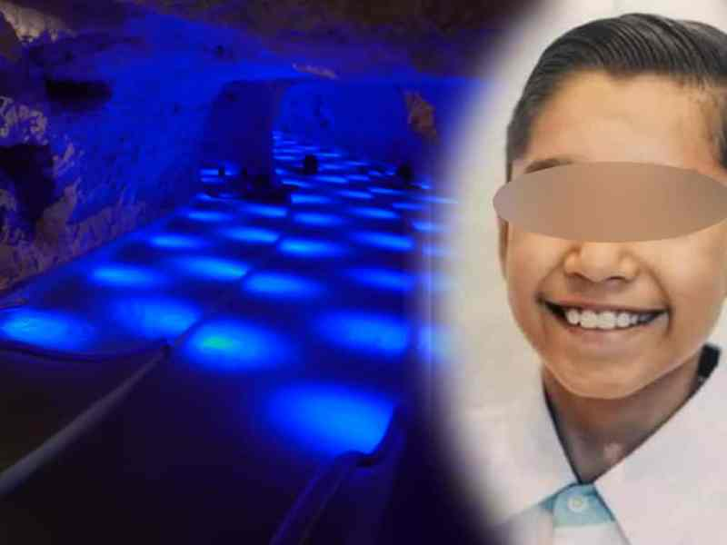 """Niño muere en parque acuático: padre firmó """"perdón"""" a cambio del cuerpo"""