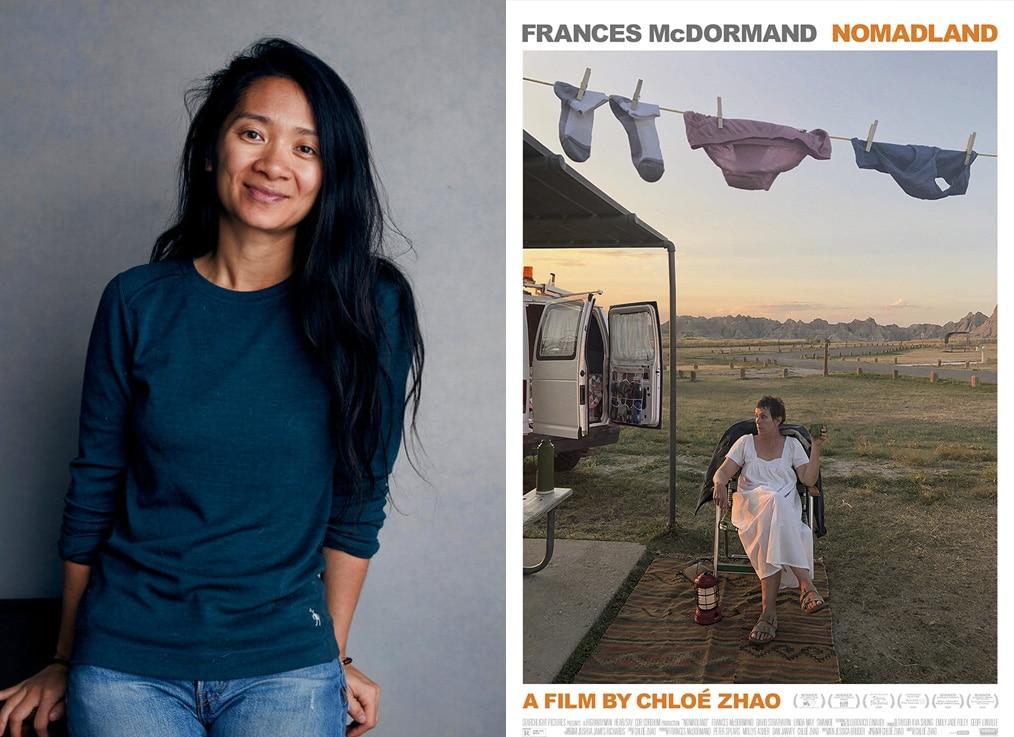 """Nomandland"" gana el Óscar a Mejor Película"