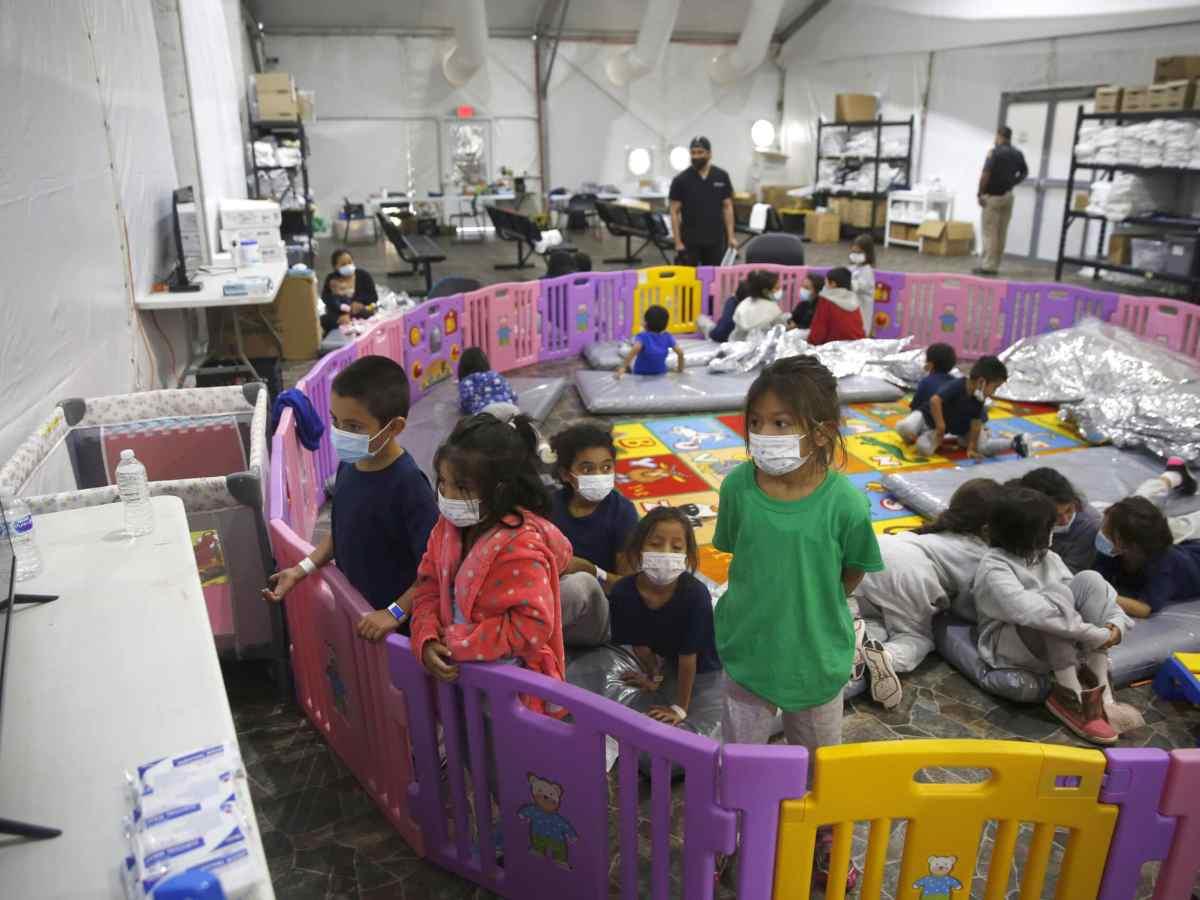 preparan-nuevo-campamento-para-recibir-ninos-migrantes