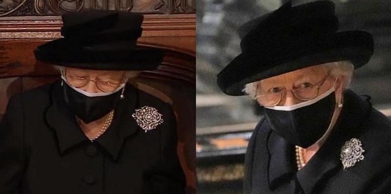 La reina Isabel dejó una nota sobre el ataúd del príncipe Felipe