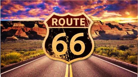 Ruta 66: ¿Cómo recorrer la legendaria ruta más famosa del país?