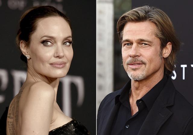 Angelina Jolie y Brad Pitt reciben la custodia compartida de sus niños. Jolie no está de acuerdo.