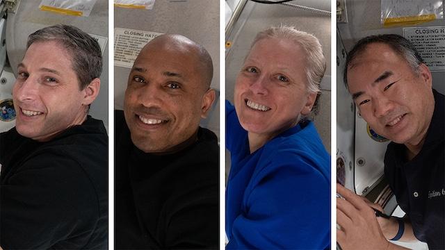 ¿Quiénes son los 4 astronautas de SpaceX que regresaron a la Tierra?