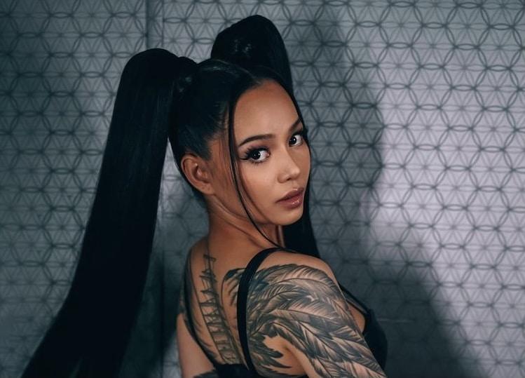 Bella Poarch, la estrella de TikTok, se lanza como cantante
