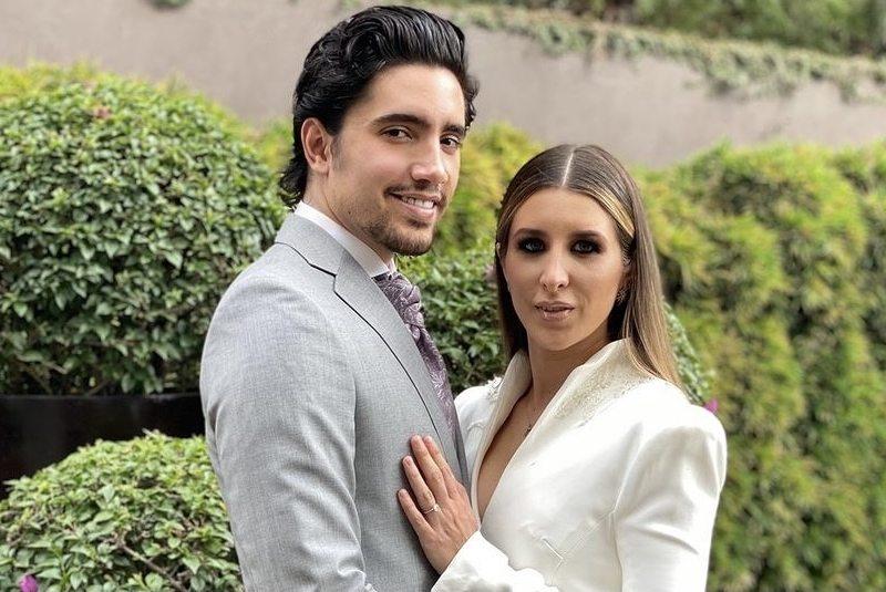 Alex Fernández Jr.: Primeras imágenes de su boda por lo civil