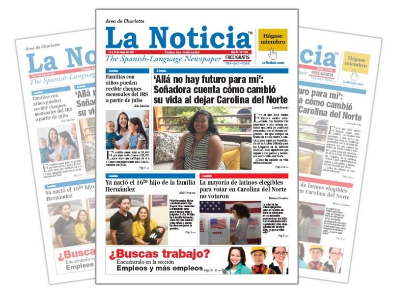La Noticia Charlotte Edición 1204