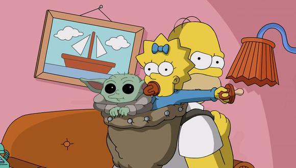 Crossover-Simpson-Star-Wars