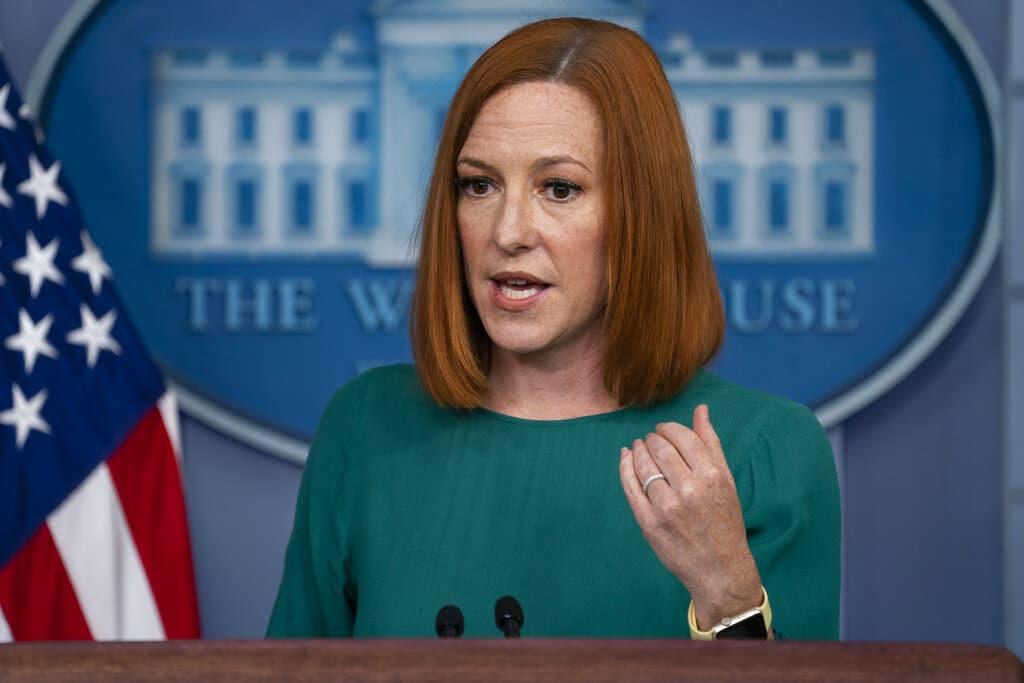 Cuarto cheque de estímulo no es gratis, dice Jen Psaki