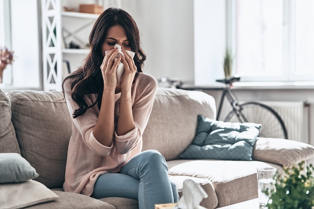 Nariz congestionada: ¿catarro, alergia o sinusitis?