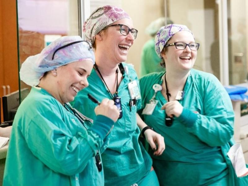 Enfermeras Carolina del Norte