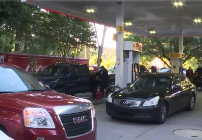 Gasolina Carolina del Norte