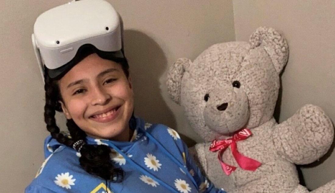 Niña latina 12 años Greenville