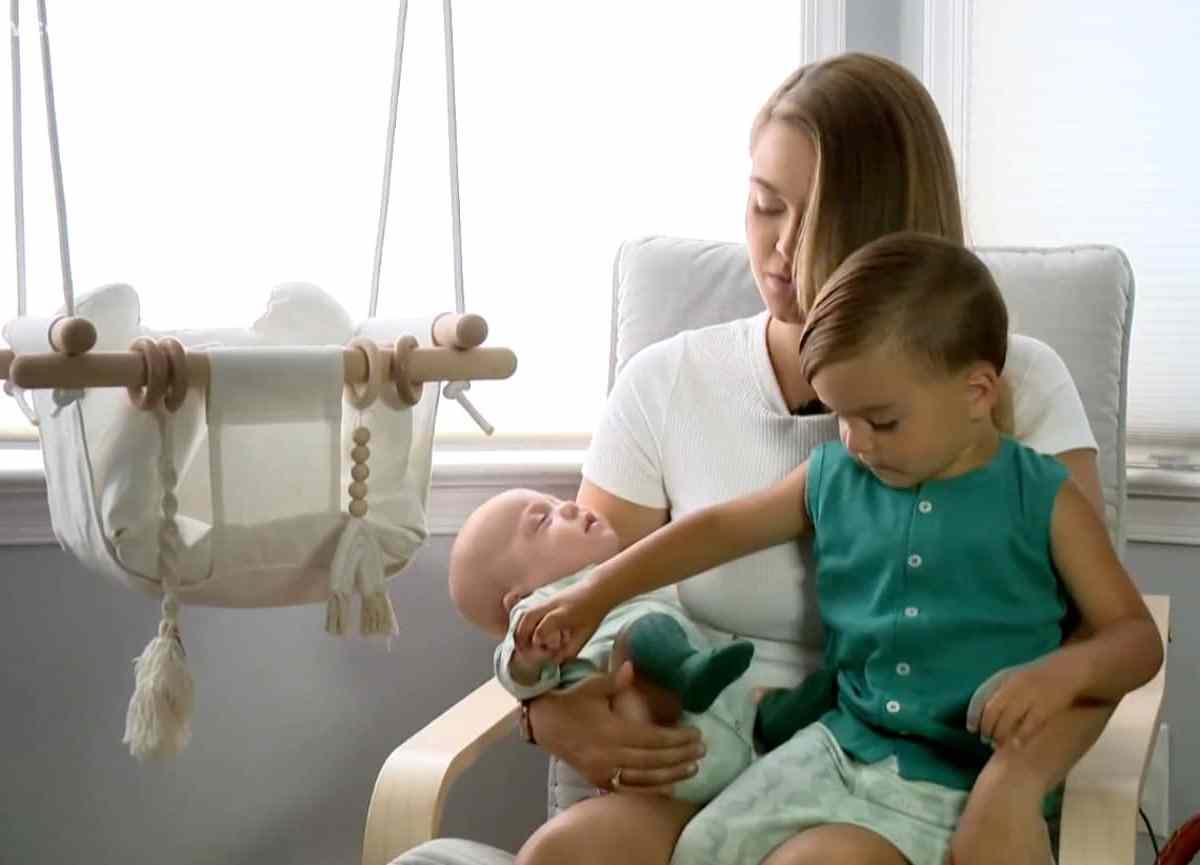 Madre leche materna
